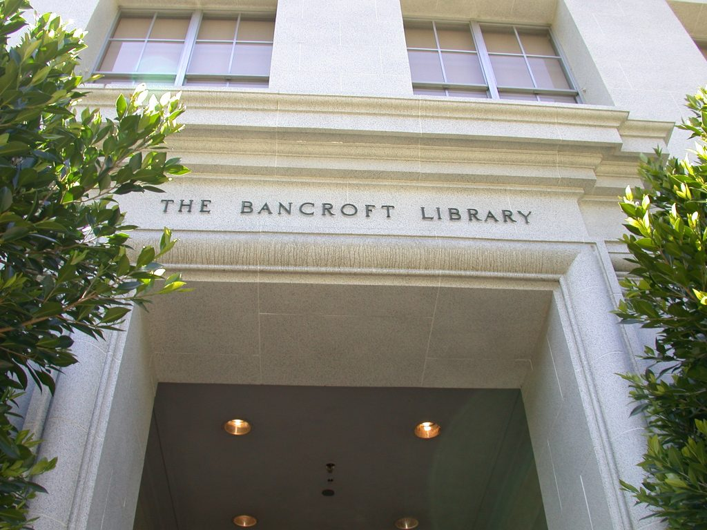 Bancroft Library Ext