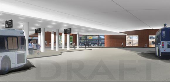 Santa Cruz Metro Station